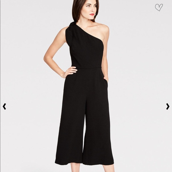 8e769936a8ff Rachel Roy One Shoulder Jumpsuit. M 5a6e52bf2ae12faee0ca93cd